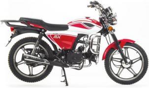 Мотоцикл Alpha RX 50/110