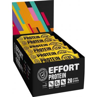 Effort Протеиновый батончик Protein (20шт в уп) 60 г Банан-манго