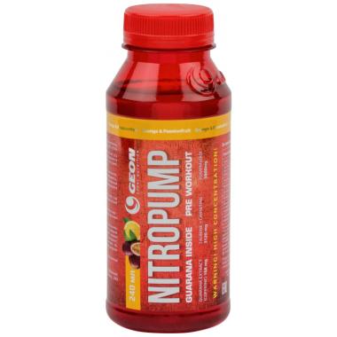 GEON NitroPump 240 мл ягодный микс