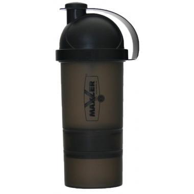 Maxler Shaker SMART 3-in-1 400 ml  Gold
