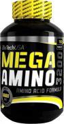 BioTech USA Mega Amino 3200 100 таб