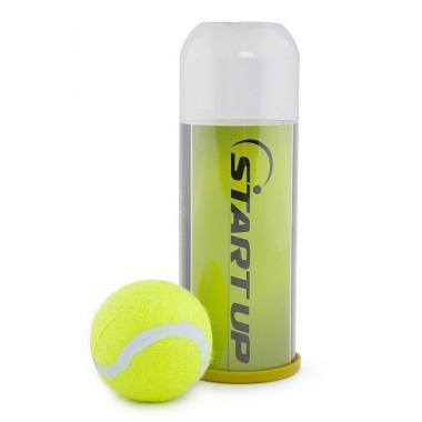 Мячи для большого тенниса (туба, 3шт.) Start UP TB-GA02 (8206)