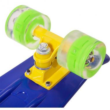 Пенни Борд  PNB-01 GW светящиеся колеса