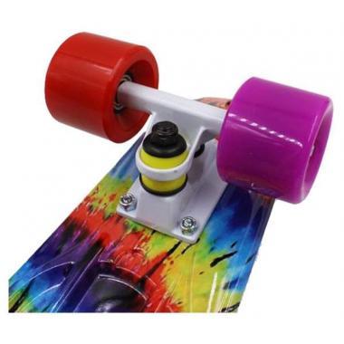 Пенни борд Fish Skateboards Print (FPR5)