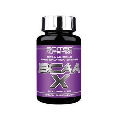 Scitec Nutrition BCAA- X 120 капс