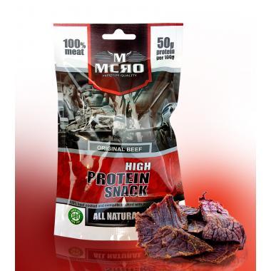 МСЯО High Protein Snack Говядина 50 г оригинал