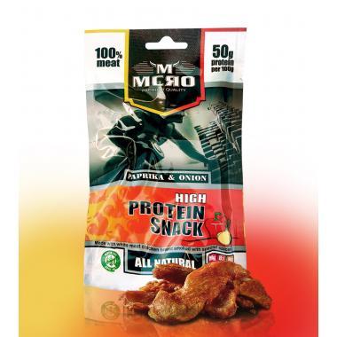 МСЯО High Protein Snack Курица 50 г со вкусом паприки и лука