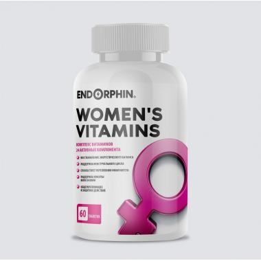 Endorphin Womens vitamins 60 капс