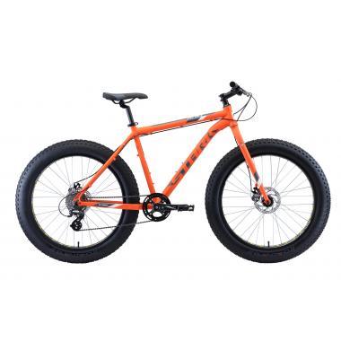 """Велосипед Stark 20 Fat 26.2 D красный-белый-серый 18"""""""