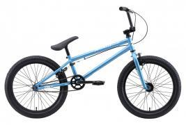 Велосипед Stark'21 Madness BMX 1 синий/белый