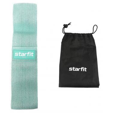 Мини-эспандер STARFIT ES-204 тканевый, высокая нагрузка, мятный
