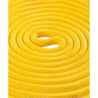 Скакалка для х/г Amely RGJ-402, 3м, желтый