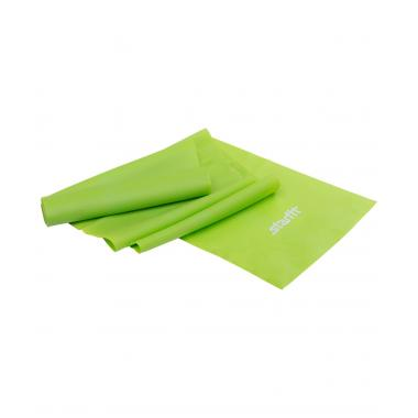 Эспандер ленточный для йоги STARFIT ES-201 1200*150*0,35 мм, зеленый 1/80