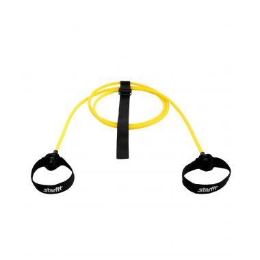Эспандер лыжника-пловца STARFIT ES-901 6х9х2200 мм, 2 кг, желтый