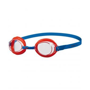 Очки Arena Bubble 3 Jr Clear/Mango/Blue (92395 74)