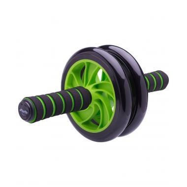 Ролик для пресса STARFIT RL-102 PRO, зеленый/черный 1/24