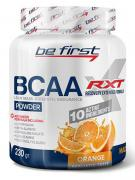 Be First BCAA RXT powder 230 г апельсин