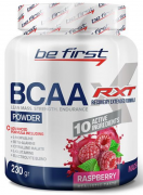 Be First BCAA RXT powder 230 г малина