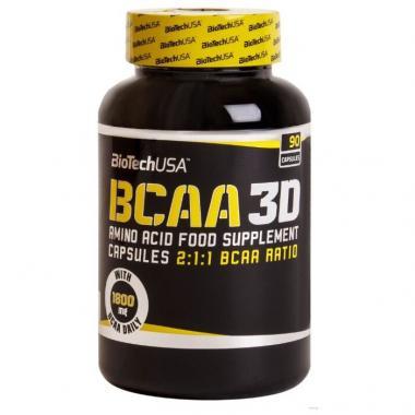 BioTech USA BCAA 3D 90 капс