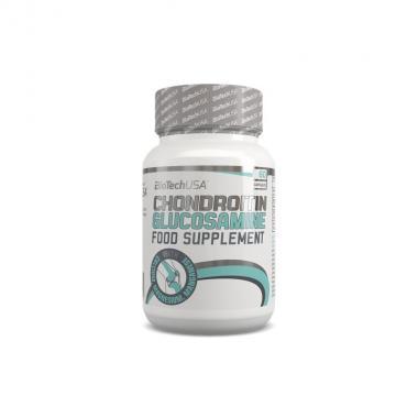 BioTech USA Chondrotine Glucosamine 60 капс