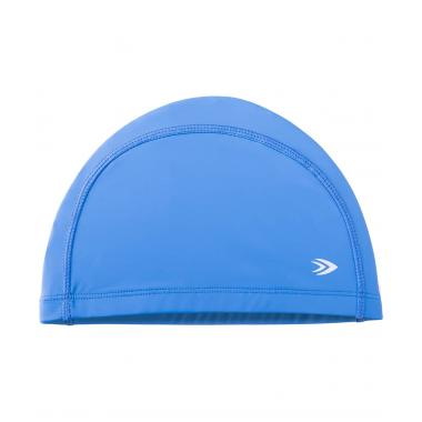 Шапочка для плавания Longsail, полиуретан, синий