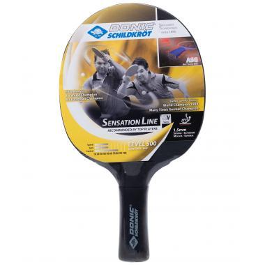 Ракетка для настольного тенниса Donic-Schildkröt Sensation Line Level 500