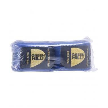 Бинт боксерский Green Hill BC-6235d, 4,5м, х/б, синий
