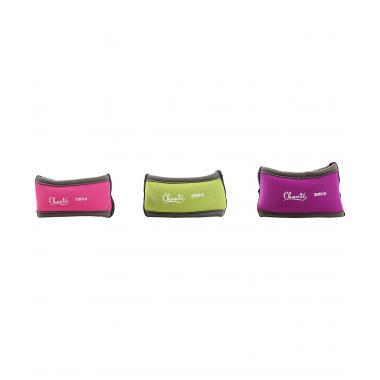 Утяжелители для художественной гимнастики CH21-100-21-34 Phenomen Pink 100гр