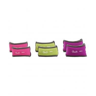 Утяжелители для художественной гимнастики CH21-300-23-34 Phenomen Purple, 300гр