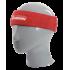 Повязка на голову Larsen 140-1А красная