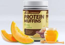 CyberMass Protein MUFFINS 500 г Медовая дыня
