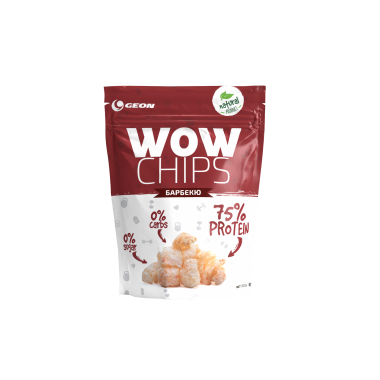 GEON WOW Protein Chips 30 г Барбекю