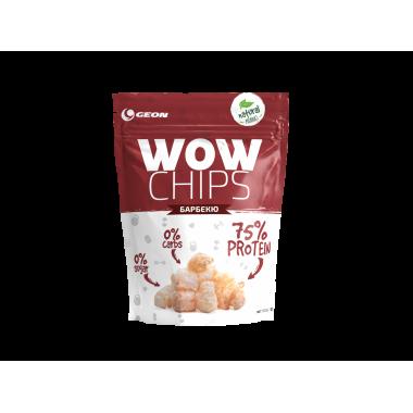 GEON WOW Protein Chips 30 г Барбекю