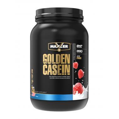 Maxler Golden Casein 908 г Strawberry Cream