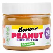 Bombbar Паста натуральная Peanut bomb butter (12 шт в уп) Штучно 300 г классическая