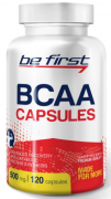 Be First BCAA 120 капсул