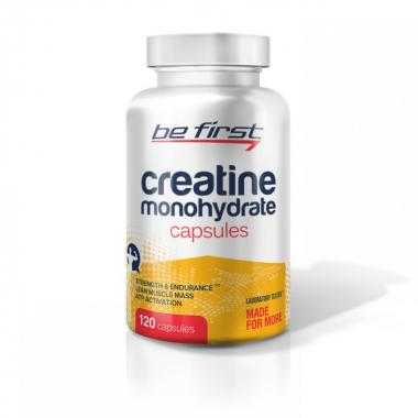 Be First Creatine Monohydrate 120 капс