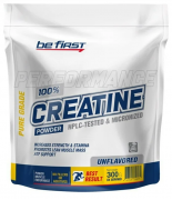 Be First Creatine powder (пакет) 300 г без вкуса