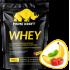 Prime Kraft Whey protein (спец. пищевой продукт СГР) 900 г Клубника-банан