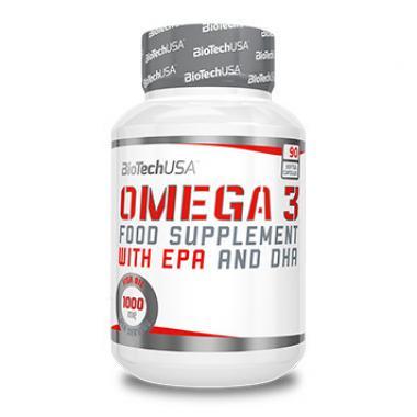 BioTech USA Omega 3 E.D. 90 softgels