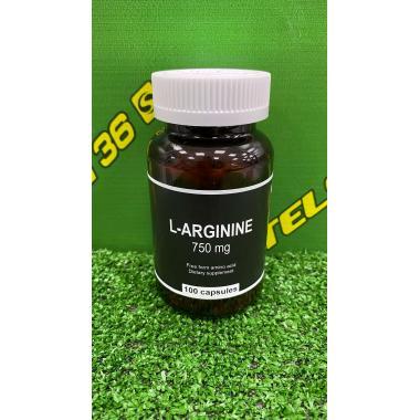 L-Arginine AKG, 100 капсул