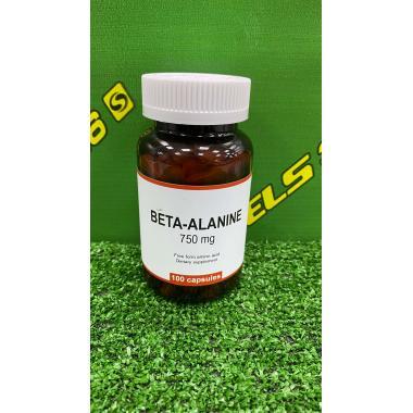 Beta-Alanine, 100 капсул