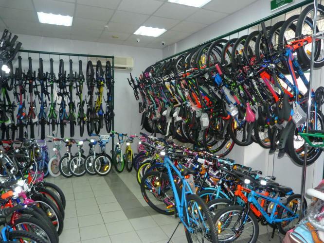 Основные категории взрослых велосипедов
