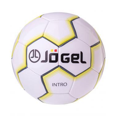 Мяч футбольный JS-100 Intro №5, белый