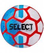 Мяч футбольный Classic №5 синий, белый, красный