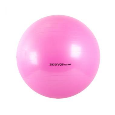 """Мяч гимнастический BF-GB01 (22"""") 55 см розовый"""