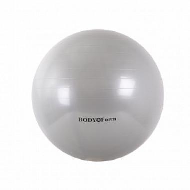 """Мяч гимнастический BF-GB01 (26"""") 65 см серебристый"""