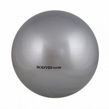 """Мяч гимнастический BF-GB01 (34"""") 85 см серебристый"""