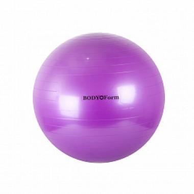 """Мяч гимнастический BF-GB01 (34"""") 85 см фиолетовый"""