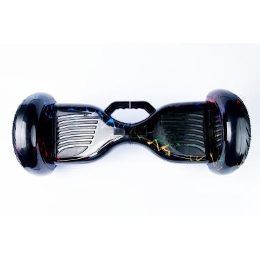 """Гироскутер Smart Balance 10.5"""" Premium Цветные молнии"""